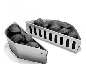 Paniers à charbon Char-Baskets - Weber - Pour barbecues charbon Ø 57 cm - Lot de 2