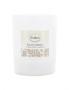 Bougie parfumée Bois de Cachemire - 180g - Galéo