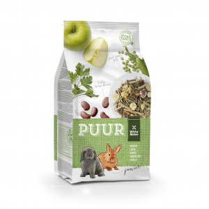 muesli gourmand - Puur lapin junior - 600gr