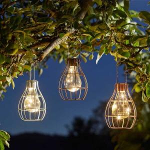 Lanterne lucioles solaire Eureka Firefly - Smart Solar - 16 cm