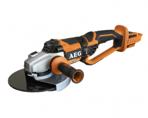 Meuleuse Brushless BEWS18-230BL - AEG - Sans batterie ni chargeur - 18 V - 230 mm