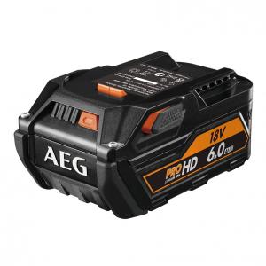 Batterie L1860R HD Pro Lithium ion - AEG - 6 Ah - 18 V