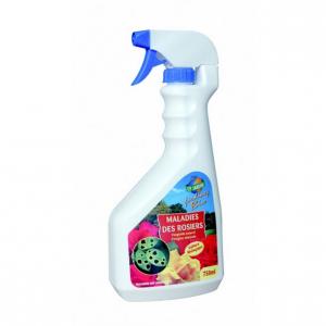 Maladies des rosiers - prêt à l'emploi -  pulvérisateur de 750 ml - CP Jardin