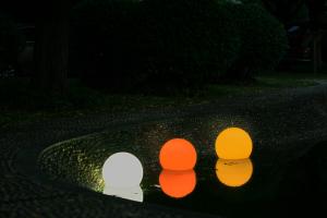 Boule à énergie solaire - 30cm
