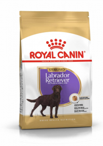 Croquettes Labrador Retriever Sterilised pour chien adulte - Royal Canin - 3 kg