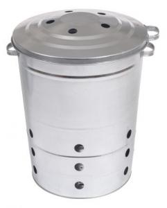 Composteur / Bac Multi-usages - 80L - Galvanisé à chaud  - Guillouard