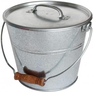 Seau à compost avec couvercle - 5L - Guillouard