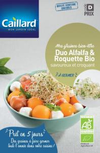 Duo roquette/alfalfa - Caillard