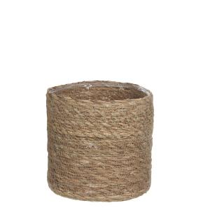 Panier Atlantic marron - 12cm