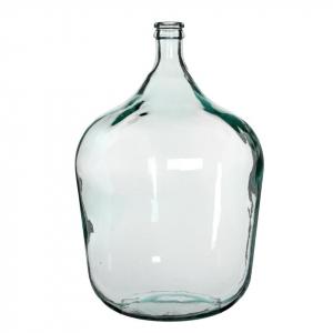 Bouteille Diego - Mica - Verre transparent - Ø 40 x 56 cm