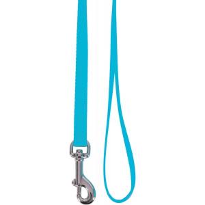 Laisse nylon pour chat - Zolux - Bleu Turquoise