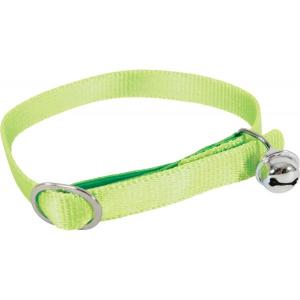 Collier Nylon pour chat - Zolux - Réglable - Vert Anis