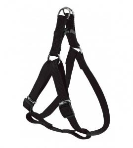 Harnais Nylon Baudrier pour chien - Zolux - 25 mm - Noir
