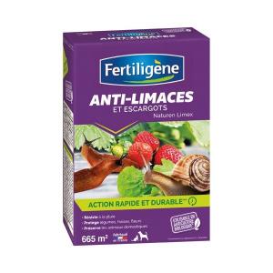 Anti-limaces et escargots - Fertiligène - 2 kg