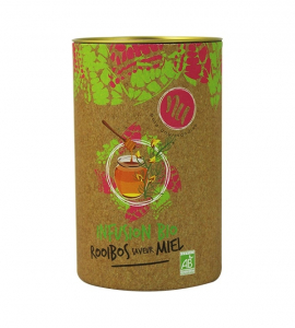 Infusion rooibos saveur miel - Maison Taillefer - bio - 100 gr