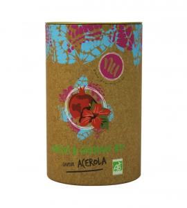 Infusion hibiscus grenade saveur acerola - Maison Taillefer - bio - 90 gr