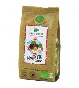 Café saveur noisette - Maison Taillefer - bio - 125 gr