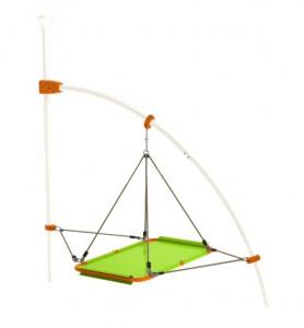 Tapis volant - Trigano - Pour structure de jeux EVO
