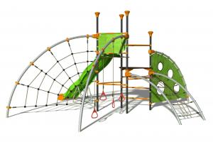 Structure de jeux Evo-Costo - Trigano - 5 agrès - 2,70 m