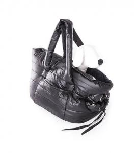 Sac moelleux Rock - Martin Sellier - 50 cm - Noir