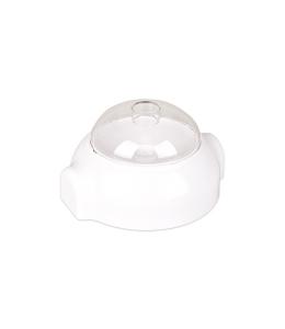 Jouet distributeur pour chien Pop-Up Toy - Flamingo - 20 cm - Blanc