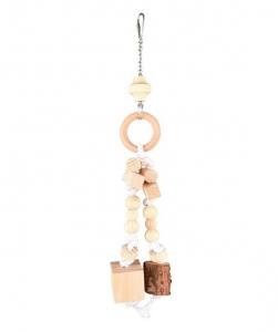 Jouet Jo Appi blocs pour perruche - Flamingo - 40 cm