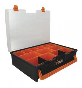 Mallette de rangement à godets 09025 - Sodise - 11 cases - 443 x 317 x 107 mm