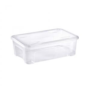 Coffre de rangement avec couvercle encliquetable - Combi-box - 58 x 38 x h 19 cm - 29,5 L