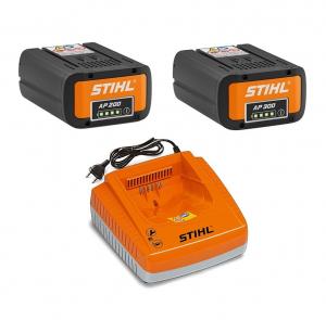 Pack ÉNERGIE - STIHL - Batteries AP 200 et AP 300 + Chargeur AL 300