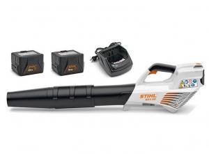 Souffleur à batterie BGA 56 - STIHL - 2 batteries AK 20 + 1 chargeur AL 101