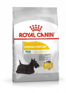 Croquettes Mini Dermacomfort pour chien adulte - Royal Canin - 3 kg