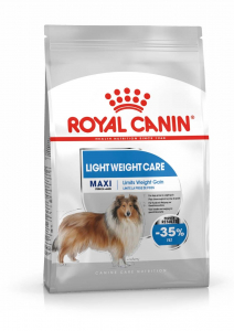 Croquettes Maxi light weight care pour chien adulte - Royal Canin - 10 kg