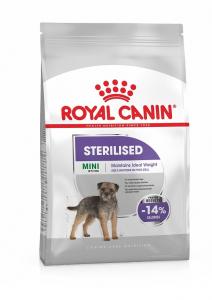 Croquettes Mini Sterilsed pour chien - Royal Canin - 3 kg