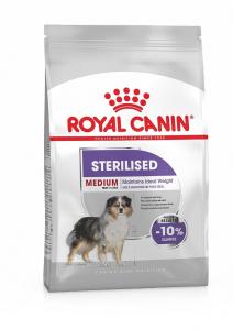 Croquettes Medium Sterilsed pour chien - Royal Canin - 10 kg