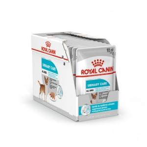 Boîte Urinary Care en mousse pour chien - Royal Canin - 12 x 85 g