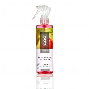 Parfum d'ambiance Framboisier en fleur - 250 ml - Goatier