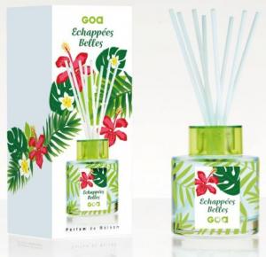 Bouquet parfumé Echapées belle - 200 ml- Goatier