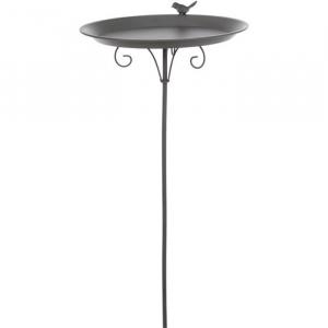Baignoire en métal pour oiseaux - Ø35 cm - Trixie