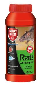 Rats pates  - 240 g  - Protect Expert