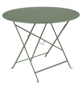 Table pliante Bistro - Fermob - Ø 96 cm - Vert Cactus