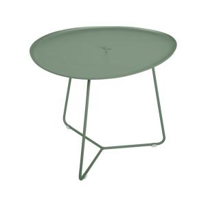 Table basse Cocotte plateau amovible - Fermob - 55 cm - Cactus
