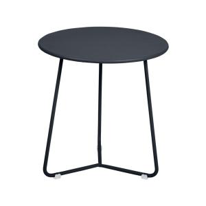 Table d'appoint Cocotte - Fermob - Ø 35 cm - Carbone