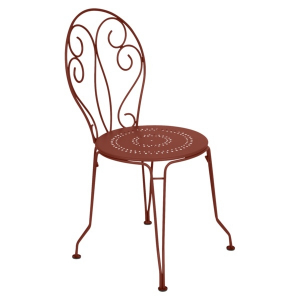 Chaise Montmartre - Fermob - Ocre Rouge