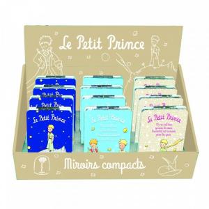 Miroir Le petit prince - 3 modèles aux choix - 20X20 cm
