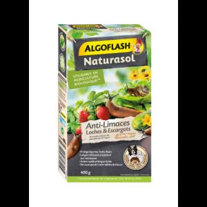 Anti-limaces, loches, escargot 400 gr -Utilisable en agriculture biologique - Algoflash Naturasol