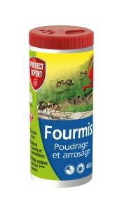 Anti-fourmis poudrage et arrosage 400g - Protect Expert