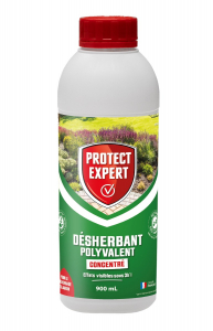 Désherbant concentré polyvalent 900 ml - Protect Expert