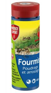 Anti-fourmis poudrage et arrosage 600g - Protect Expert