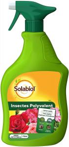Insecticides polyvalent prêt à l'emploi 750ml - Solabiol