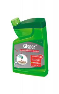 Désherbant ultra concentré 1L - Glyper